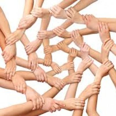 Logo du groupe Pour mieux vivre ensemble – Faire ensemble avec les réfugiés